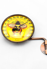Pink Cloud Gallery Bee Thermometer
