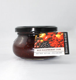 Bittersweet Herb Farm Red Raspberry Jam