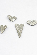 Danforth Pewter Mix Hearts