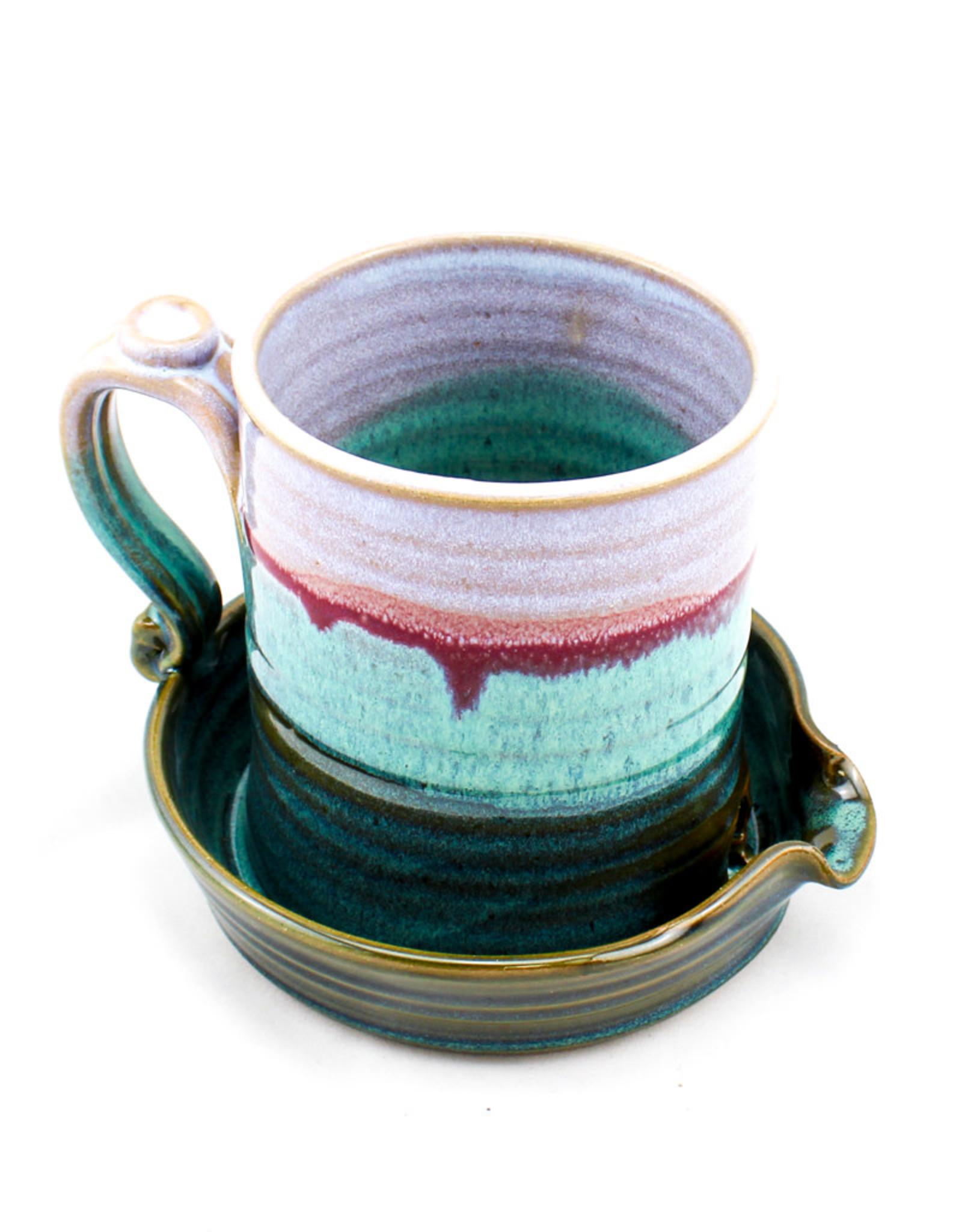 Salvaterra Pottery Bacon Cooker