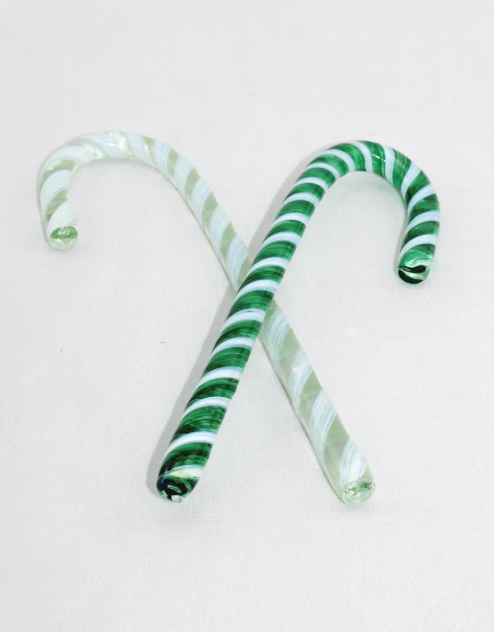 Kitras Glass Glass Candy Cane