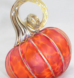 The Furnace Glassworks Petite Tilt Pumpkin