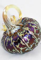 The Furnace Glassworks Petite Tilt Pumpkin