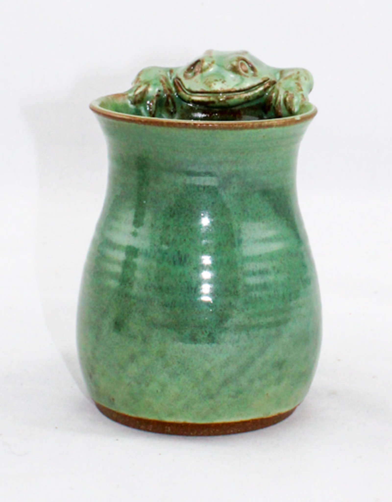 Funkware Pottery Frog Mug