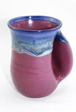 Clay in Motion Handwarmer Mug Right