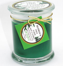 Bedrock Tree Farm Green-Fir Tree Candle