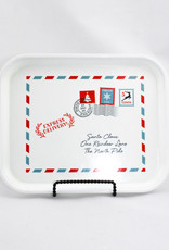 Finding Home Farms Santa Envelope Tray