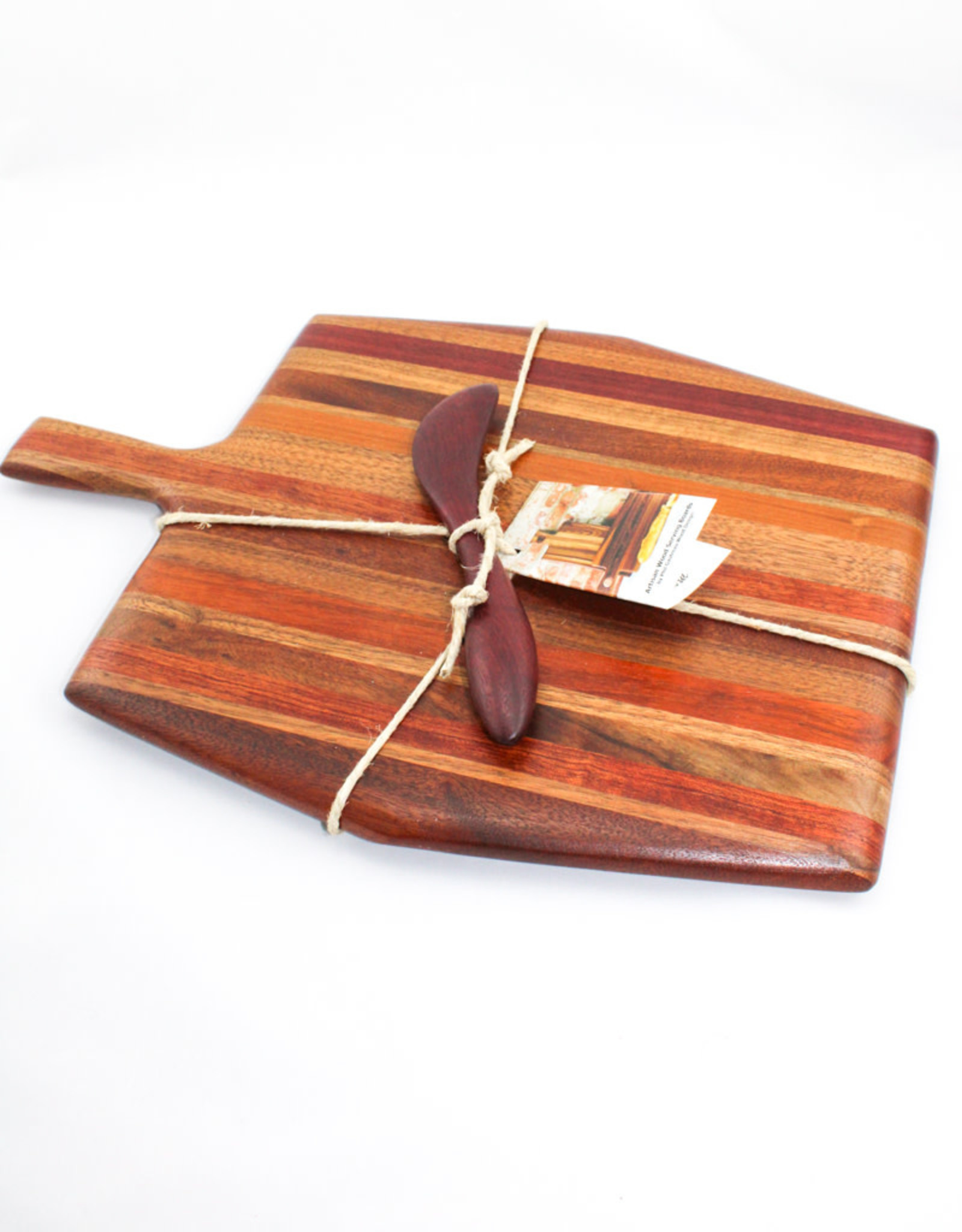 Phil Gautreau Wood Design 16'' Serving Board