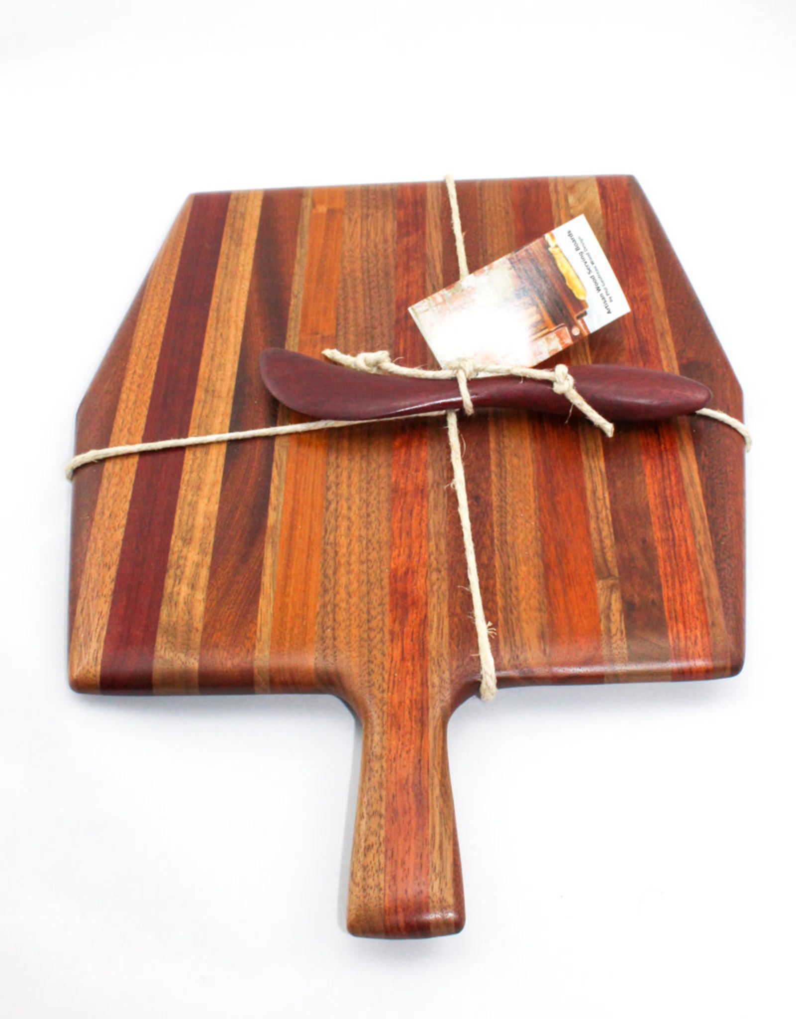 Phil Gautreau Wood Design 16'' Serving Board