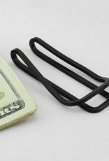 Craighill Square Money Clip-Brass