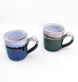 Salvaterra Pottery Wide Mouth Mug