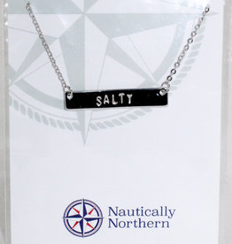 Nautically Northern Salty Bar Necklace