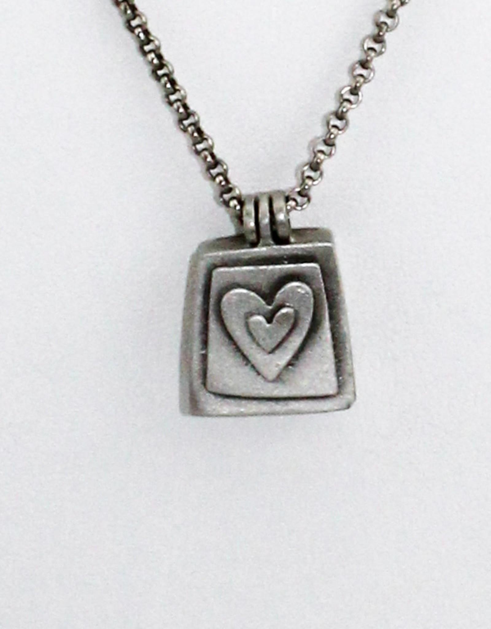 Emily Rosenfeld Locket- Loved Necklace