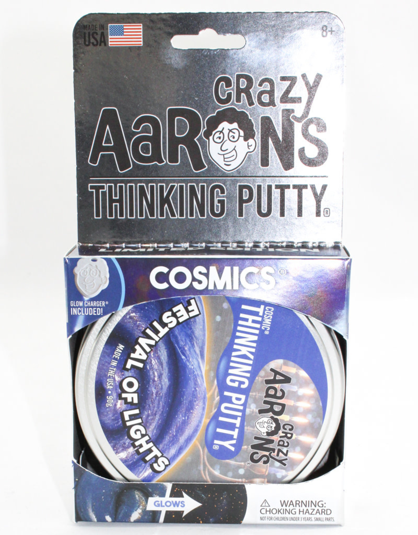 Crazy Aarons Putty 4'' Festival of Lights Putty