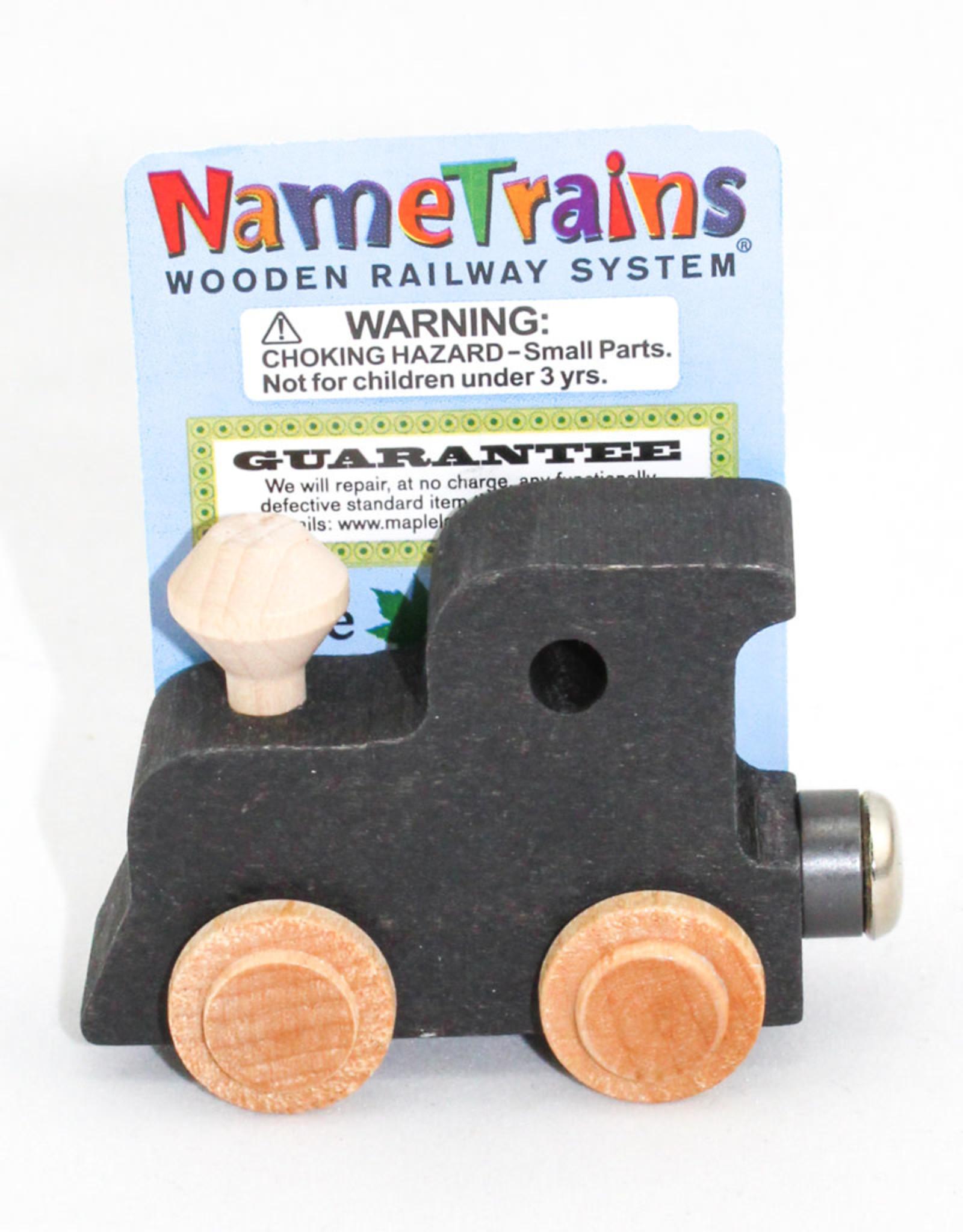 Maple Landmark, Inc Name Train Bright Engine