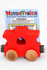 Maple Landmark, Inc Name Train Bright Caboose