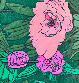 Create Pink Flowers