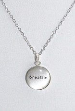 Everyday Artifacts Breathe Necklace