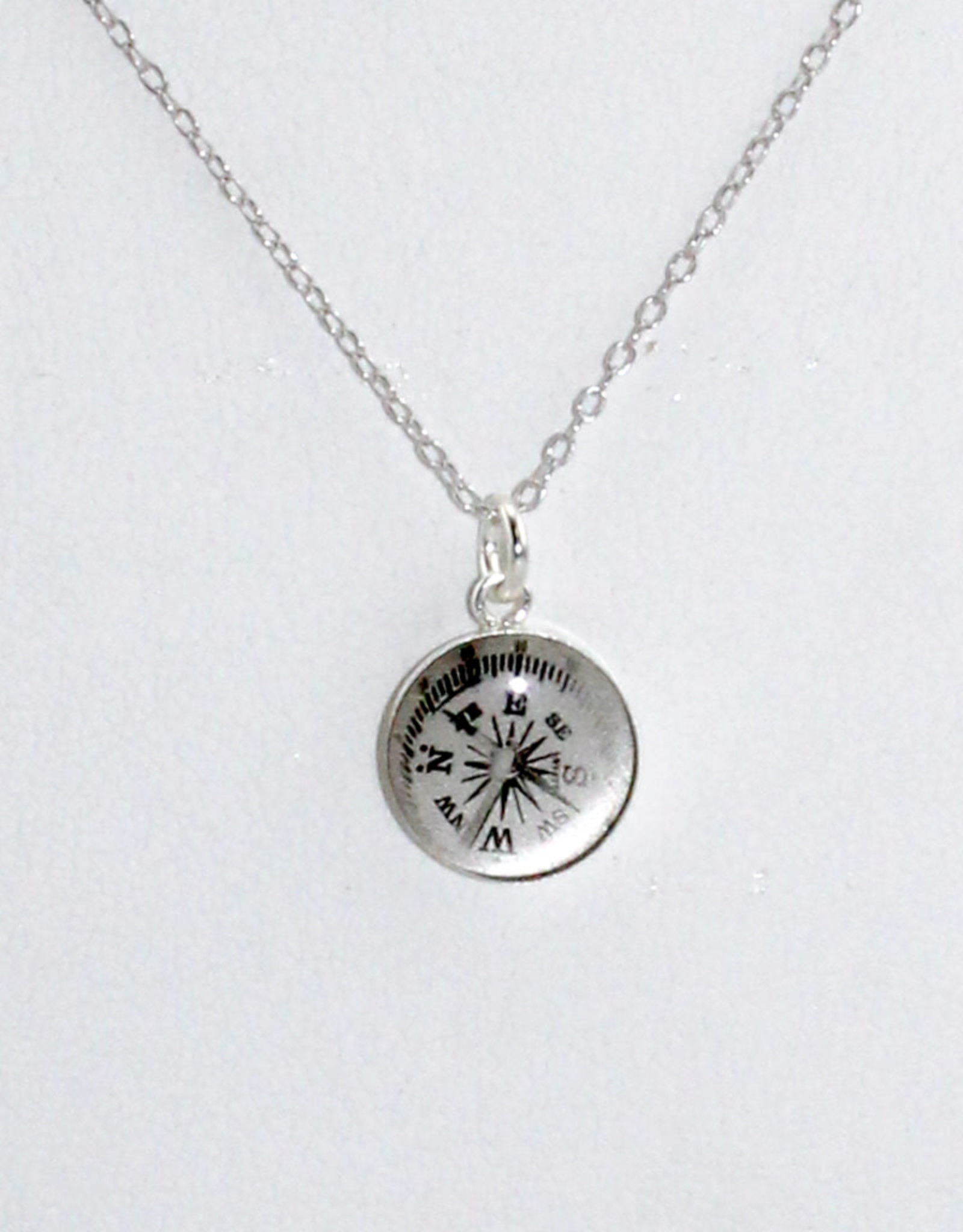 Everyday Artifacts Compass Necklace
