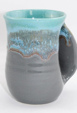 Clay in Motion Handwarmer Mug Right