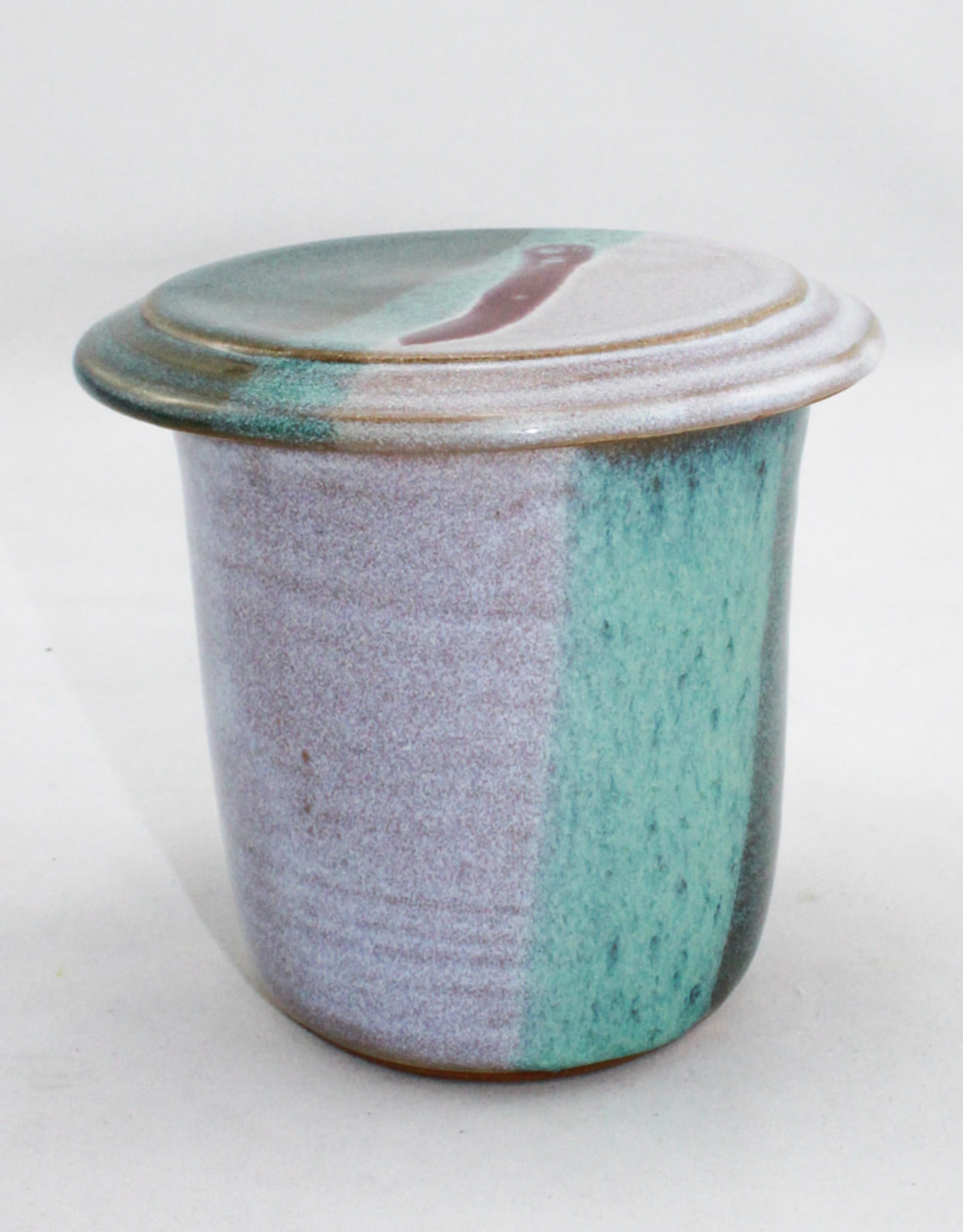 Salvaterra Pottery French Butter Keeper