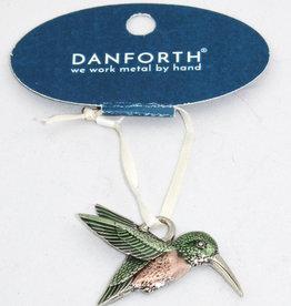 Danforth Pewter Bird Pewter Ornament