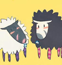 Create Striped Legged Sheep