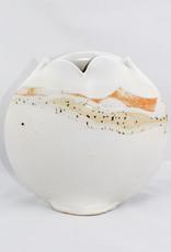 Robert Parrott Pocket Vase Blue