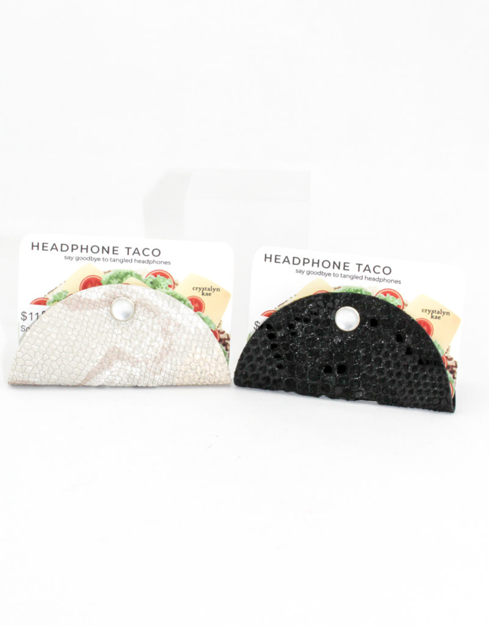 Crystalyn Kae Headphone Taco