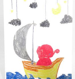 Create Sailing Elephant