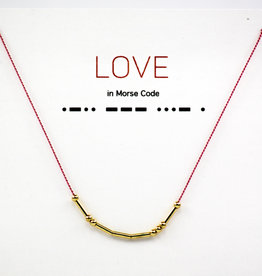 Little Be Design Love Necklace