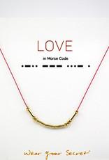 Little Be Design Love Necklace
