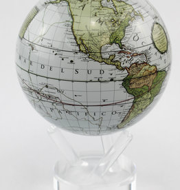 Mova International White Cassini Mova Globe 4.5