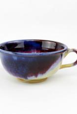 Jason Silverman Ceramics Chowder Mug Berries & Cream