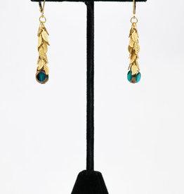 Stefanie Wolf Designs Fringe Drops LEDRTG