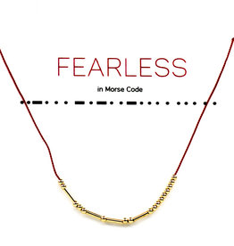 Little Be Design Fearless Necklace