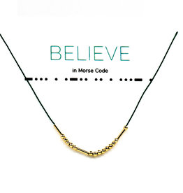 Little Be Design Believe Necklace