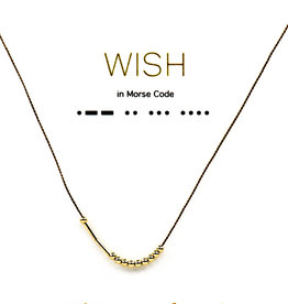 Little Be Design Wish Necklace