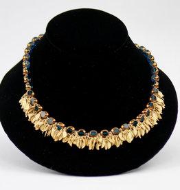 Stefanie Wolf Designs Fringe Necklace LNFRTG