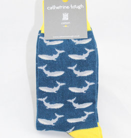 Catherine Tough Men's Cotton Whale