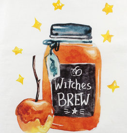 Kitchen Billboards Witches Brew Kitchen Towel