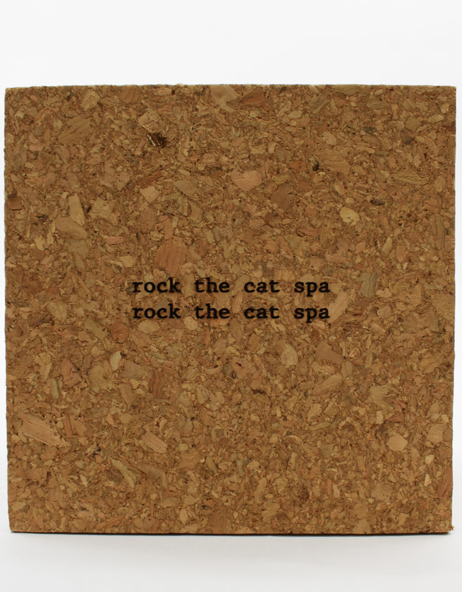 Bright Beam Goods Rock the Casbah Cork Coaster
