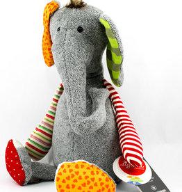 Sigi Kid Patchwork Sweety Elephant