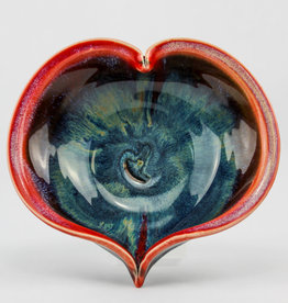 Potters Choice Heart Bowl - Small