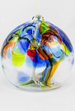 Kitras Glass Oil Lamp - Hope