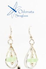 Odonata Pendulum Earrings