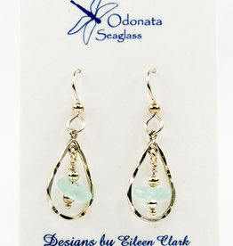 Odonata Pendulum Earrings
