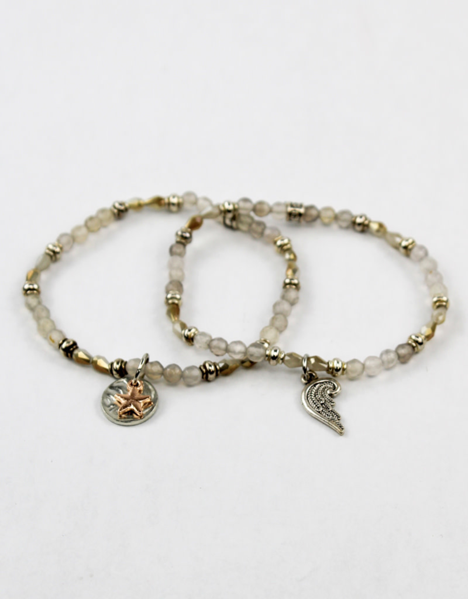 Chavez for Charity Calling All Angels Bracelet