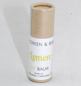 Evergreen & Birch Lip Balm