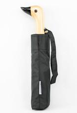 Duckhead Compact Umbrella Red